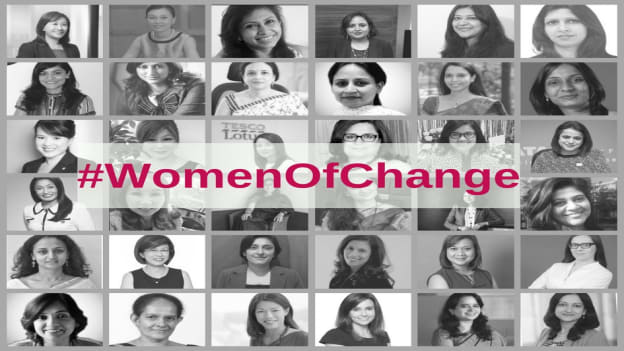 List of aspirational HR women leaders: Women of change