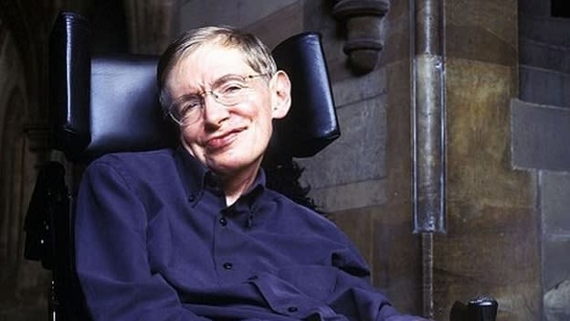 A thought Stephen Hawking left us with