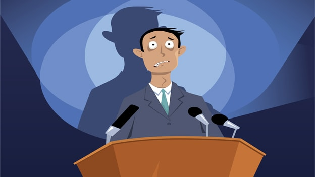 5 Ways you can Conquer your Fear of Public Speaking