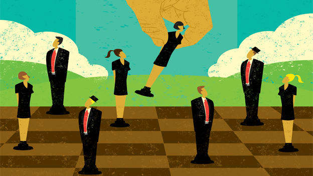 Building people management capabilities in line management