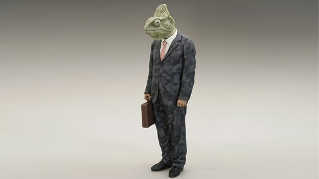 The Leadership paradox: Become a Chameleon or stay true to oneself?