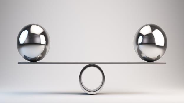 Balancing the unbalanced work & life