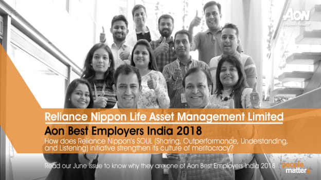 How does Reliance Nippon's SOUL initiative makes it a winner