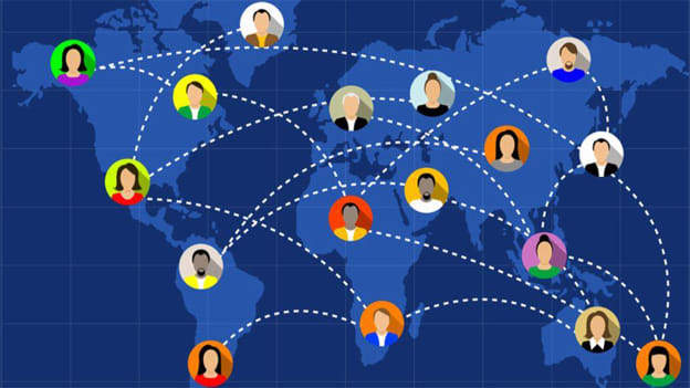 Beyond the numbers, what is HR's role in international assignments?