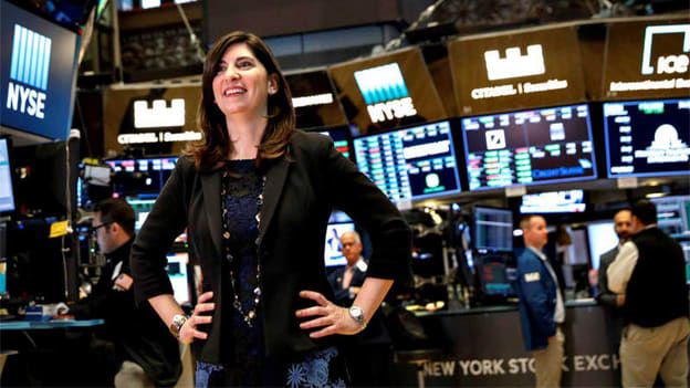 New York Stock Exchange gets its first women Chief in 226-year history