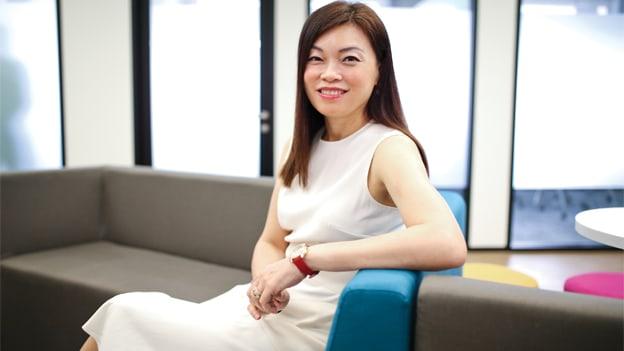 Big Interview: Aileen Tan,Group CHRO, Singtel on breaking barriers, building bonds