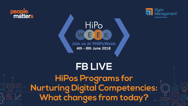 FB Live: HiPos programs for nurturing digital competencies- What changes from today?