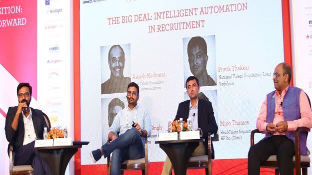 The big deal: Intelligent automation in recruitment