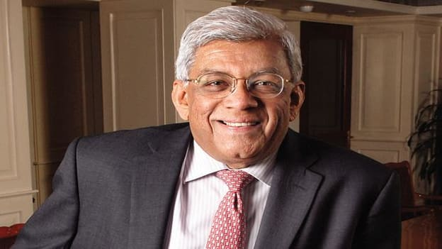 Deepak Parekh speaks about succession planning at HDFC group