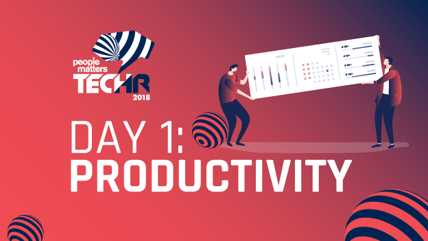 What is a CEO's perspective on productivity dimensions for today & tomorrow?