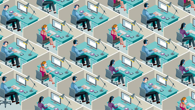 Here's how to stay focused in an open office