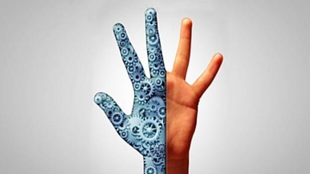 Tech vs. Touch: A paradox or a continuum