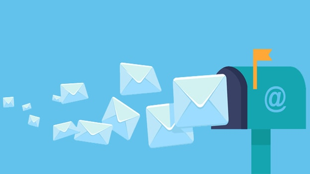Email, as cold as the Cold War