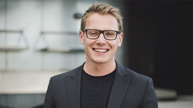 Q&A with Rethink Work's author, Eric Termuende