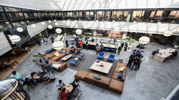 Coworking space WeWork acquires office management startup Teem for $100 Mn