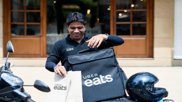 Tata AIG to provide insurance for UberEats fleet