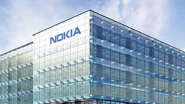 Nokia reduces its headcount