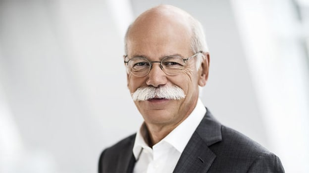 Mercedes Benz's parent company Daimler appoints its first Non-German CEO