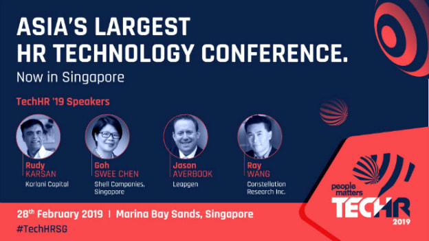 Tech HR Singapore: The answer to your questions on talent, technology, and the world of work