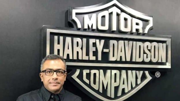 Ex- Suzuki VP joins Harley-Davidson as MD