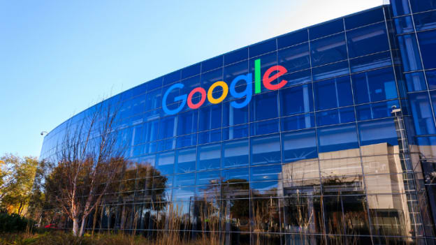 Google charts outlines to tackle workplace harassment