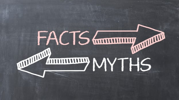 10 corporate myths: Why you should not get blind-sighted by them