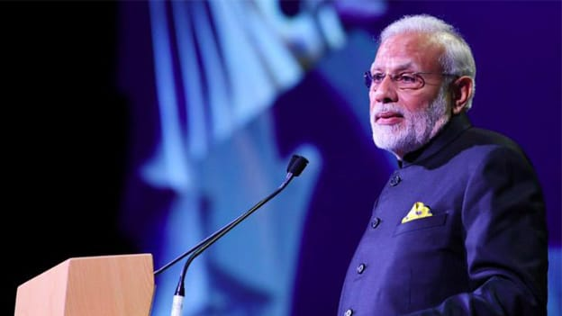 We must invest in building skills for the future: PM Modi at SG FinTech Festival