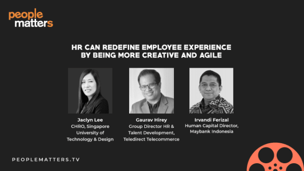 HR can redefine employee experience by being more creative and agile