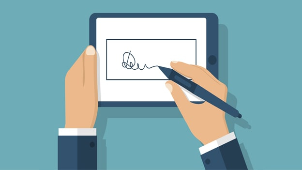Enabling HRs with the power of digital signatures