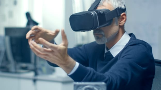 How Virtual Reality can add new dimension to recruitment and learning
