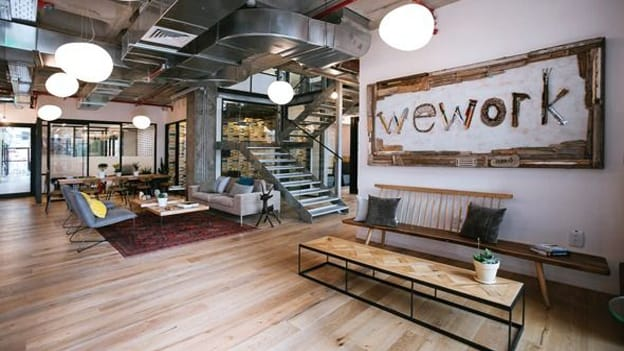 WeWork opens co-working 'lab' space in Singapore for startups