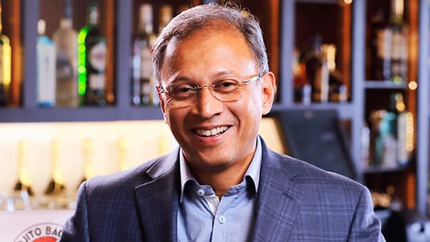 Bacardi CEO in high spirits about India's talent hub