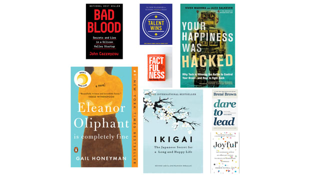 Best Books 2018 - These were the standout books on 'People and Work'