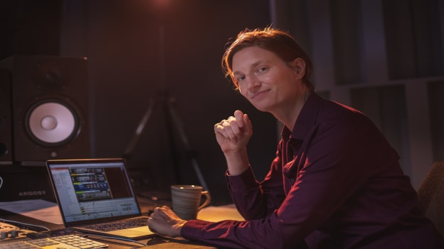 I don't expect to see musicians being replaced by machines anytime soon: Dorien Herremans