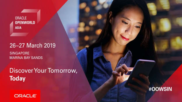Talent management for the changing workforce: Learn from experts at Oracle OpenWorld Asia
