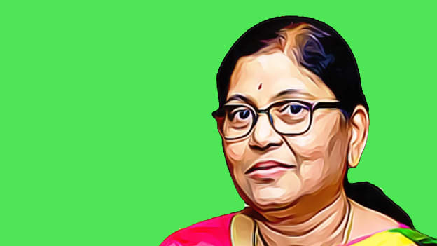P V Bharathi is the new CEO of Corporation Bank