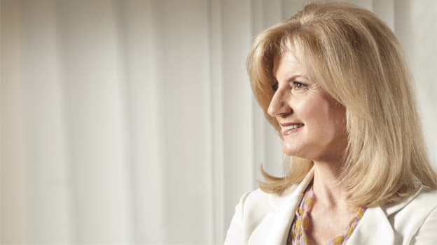 """Give up the delusion that burnout is the inevitable cost of success"": Arianna Huffington"