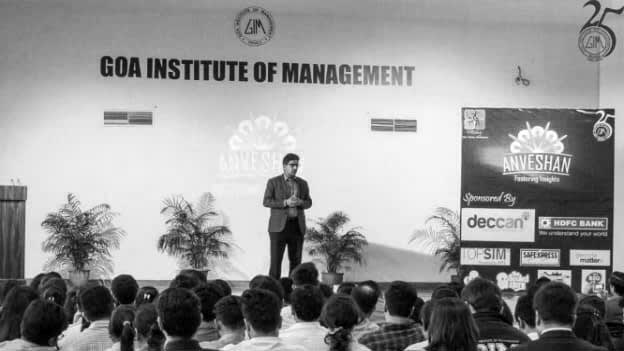 'Time is turbulent but exciting,' says Prabir Jha at GIM