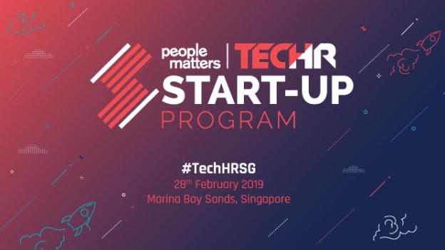 Meet the next 4 emerging HR tech startups at TechHR Singapore