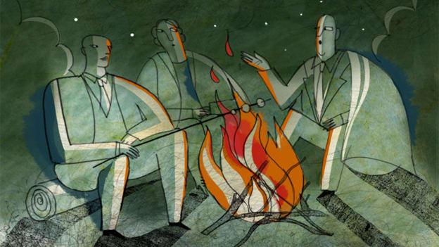 Here's how storytelling enhances leadership presence and self-awareness
