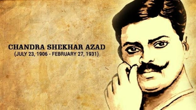 Chandra Shekhar Azad and Servant Leadership