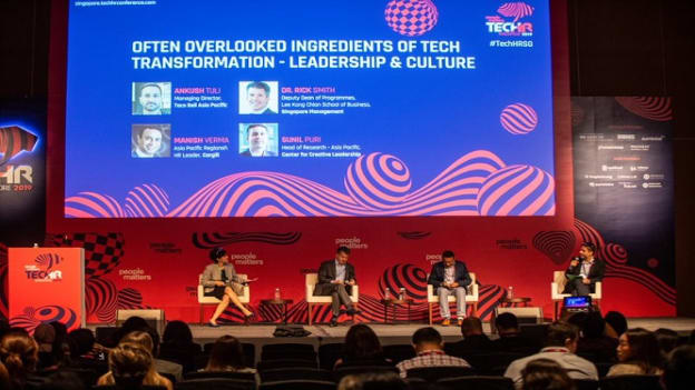 The often overlooked ingredients of Tech Transformation – Leadership and Culture
