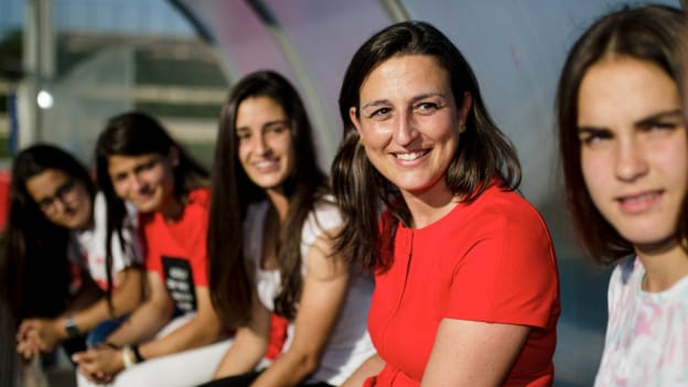 Women, dare to claim your rights because you deserve it: Maria Teixidor