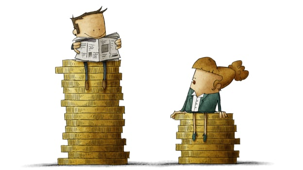 Men continue to earn more than women in Singapore