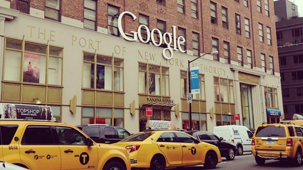 Google's U.S. workforce grew more Asian