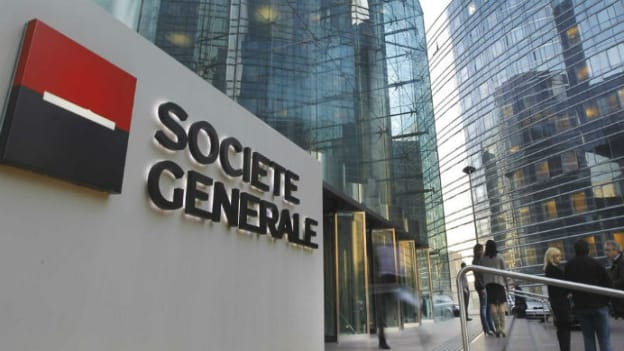 Societe Generale to cut 1600 jobs