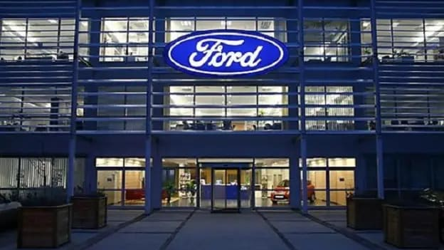 Ford Motor Co rejigs top management