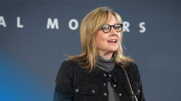 Women to occupy 6 of 11 seats on the board at General Motors