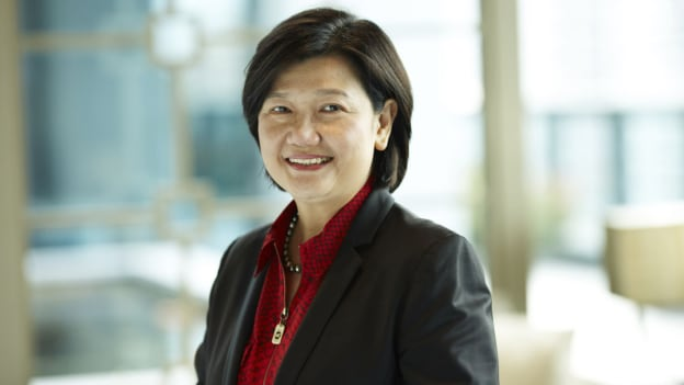 Hyflux CEO Olivia Lum to draw S$1 yearly salary until firm's restructuring