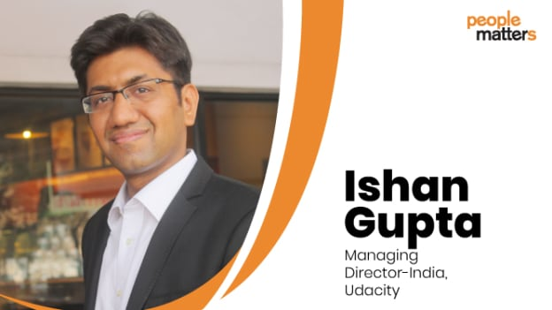 L&D should become a boardroom agenda: Rapid Fire with Udacity's Ishan Gupta